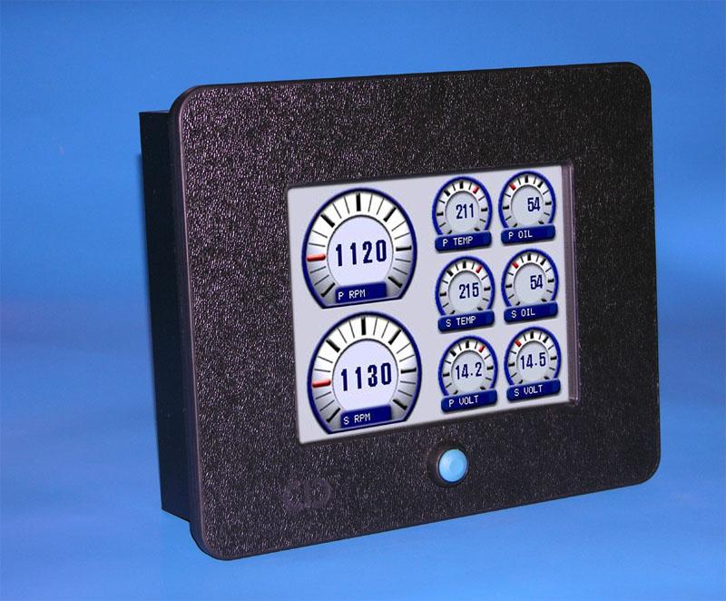 seagauge digital marine gauges Jeep Instrument Cluster digital instrument panel